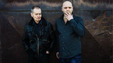 Duvall et Orsini en concert au festival Hackxplor