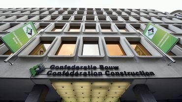 Coronavirus en Belgique: les carnets de commandes ont fondu pour 7 entreprises de construction sur 10