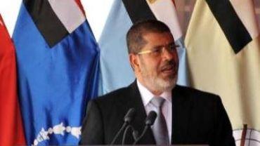 Le président Morsi n'ira pas à l'intronisation du patriarche copte