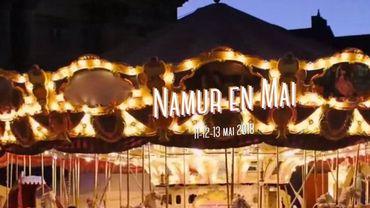 Namur en mai 2018