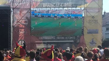 Belle fréquentation au Hazard Village de Braine-le-Comte pendant le Mondial 2018