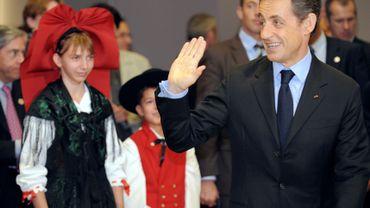 Nicolas Sarkozy, bientôt ex-président, devrait redevenir avocat