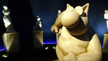 Un musée du Chat sur la place Royale à Bruxelles