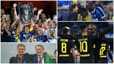 Du 'Triplete' de2010 à la finale d'EL en2020: la résurrection de l'Inter après 10 ans de galère