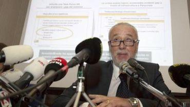 Maurizio Manfellotto, le patron d'AnsaldoBreda, rejette les acusation des chemins de fer belges et néerlandais