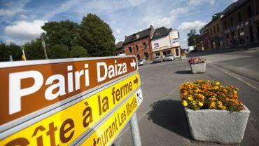 Pairi Daiza: un pont en 48h chrono