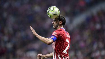 Godin n'a pas prolongé mais veut rester à l'Atlético