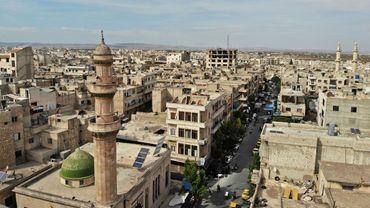 La défense anti-aérienne syrienne intercepte des frappes israéliennes