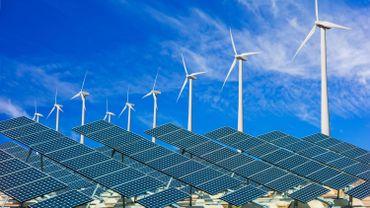 Le solaire et l'éolien vont continuer de chasser le charbon