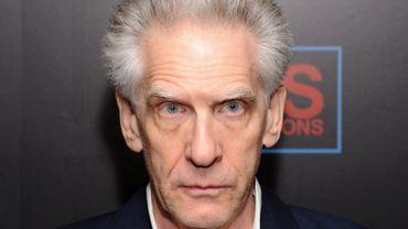 "David Cronenberg -""Maps To The Stars"" Premiere - Cocktail Reception - 52nd New York Film Festival"