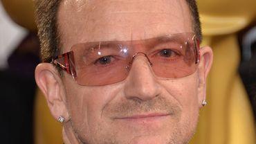 Le fabricant de guitares Fender recrute Bono et The Edge
