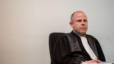 Le magistrat anversois Peter Van Calster suspendu au dernier moment