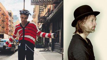 Yungblud et Thom Yorke