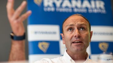 Kenny Jacobs, directeur marketing de Ryanair.