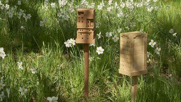 """Un exemple de """"Bee Home"""" par Space 10."""
