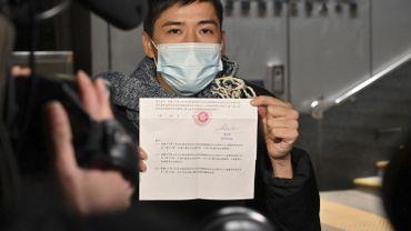 Les arrestations à Hong Kong préoccupent  Washington et d'autres pays occidentaux