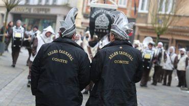 Annulation de l'édition 2021 du Carnaval d'Arlon