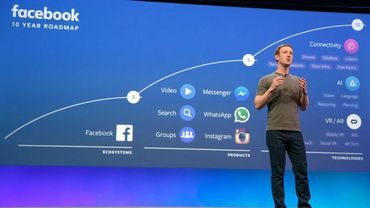 Facebook investit 1 milliard dans du contenu vidéo original