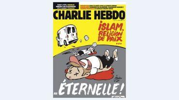 Le journal du web: Nouvelle polémique autour de la Une de Charlie Hebdo
