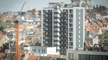 La tour d'appartements sociaux de la rue Linné a été rénovée en profondeur grâce à Beliris