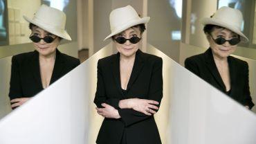 "Yoko Ono a répondu aux questions du magazine people ""Us Weekly""."