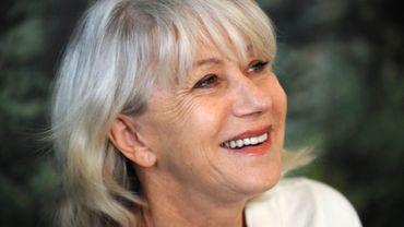 """Vue récemment dans """"RED 2"""", Helen Mirren fera son retour à l'écran cet été dans le film culinaire """"The Hundred-Foot Journey"""""""
