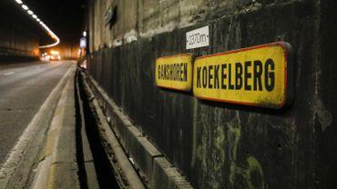 Bruxelles: le tunnel Léopold II fermé dans les deux sens en raison d'un incident technique
