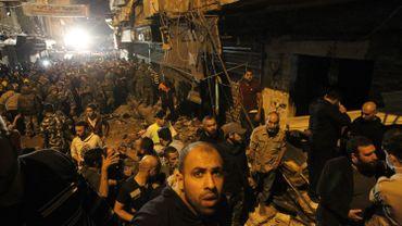L'attentat de Beyrouth, quelques jours avant ceux de Paris, avaient suscité un vif émoi au Liban.