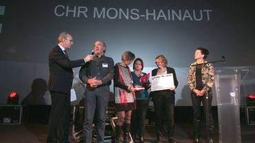 """L' équipe de l'Unité de Soins Palliatifs """"la maison Comtesses"""" récompensée au Prix wallon pour la qualité"""