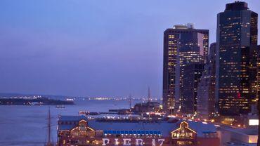 Le Seaport District de New York City accueillera de nombreux événements pendant Archtober