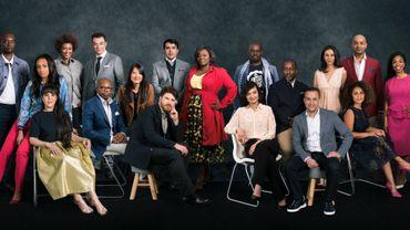 Les 18 participants de la campagne #DeLaReussiteParmiNous