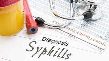 Syphilis: le nombre de cas a augmenté de 70% depuis 2010 en Europe