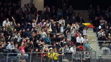 La Belgique bat la Suisse 4-1 en match amical