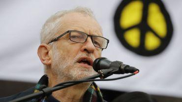 GB: cinq candidats dans la course à la succession de Corbyn à la tête de l'opposition
