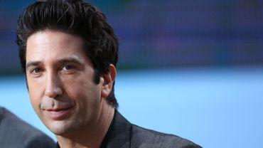 """David Schwimmer va faire son retour sur NBC, quatorze ans après la fin de """"Friends"""""""