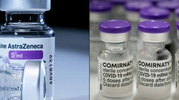 """Coronavirus : pour l'OMS, il n'y a pas de """"données adéquates"""" sur l'interchangeabilité des vaccins"""