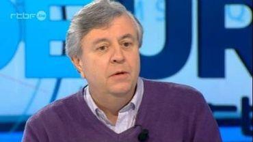 Michel Claise, juge d'instruction, est à table avec les Décodeurs