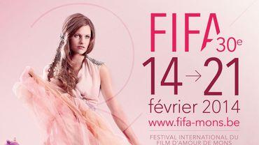 L'affiche du Festival du film d'amour 2014