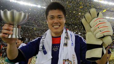 """Kawashima """"heureux d'être au Standard"""""""