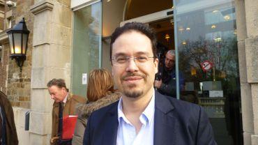 Léonardo Garcia Alarcon, le chef d'orchestre