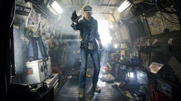 """""""Ready Player One"""" de Steven Spielberg est adapté du roman d'Ernest Cline"""