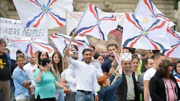 Visas humanitaires : rencontre avec Naher Arslan, président de la Fédération des Assyriens de Belgique