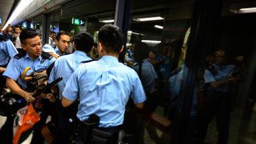 Mouvement de contestation à Hong Kong: métro perturbé et appel à la grève générale