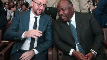 Gabon: le président Bongo investi candidat à la présidentielle par son parti