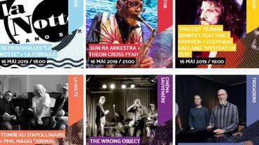 30 concerts au programme du festival de jazz à Liège