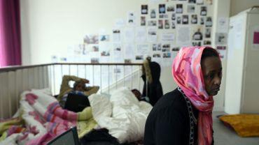 """Des membres du """"Comité des femmes djiboutiennes contre les viols et l'impunité"""" mènent une grève de la faim. A Paris le mois dernier, à Bruxelles ce mois-ci."""