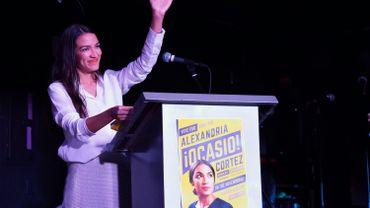 Alexandria Ocasio-Cortez, l'étoile de la gauche