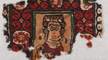 Fragment de tabula au buste allégorique de la Terre - don Fill Trevisiol