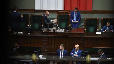 Le Sénat polonais approuve deux réformes controversées du système judiciaire