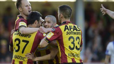 Troisième succès de rang pour le FC Malines, qui corrige Genk 4-0